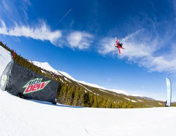 The Dew Tour Breckenridge