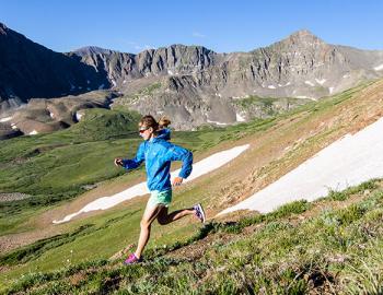 Trail Running in Breckenridge