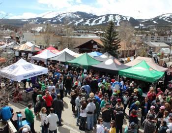 Breck Spring Beer Festival