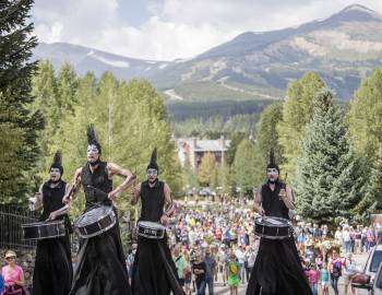 Breckenridge International Festival of Arts 2019