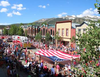 Fourth of July 2019 in Breckenridge