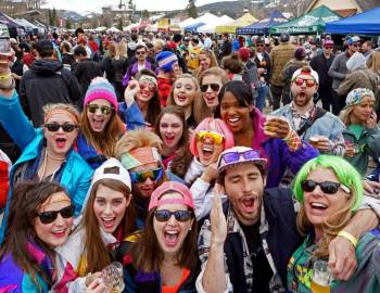 Breckenridge Spring Beer Festival