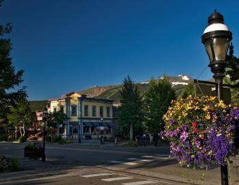 Carl Scofield, Breckenridge Main Street Summer