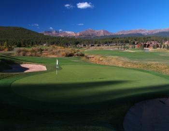 Breckenridge Golf Courses