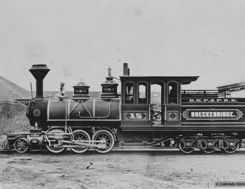 History of Breckenridge