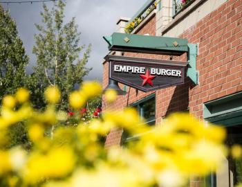 Empire Burger Breckenridge
