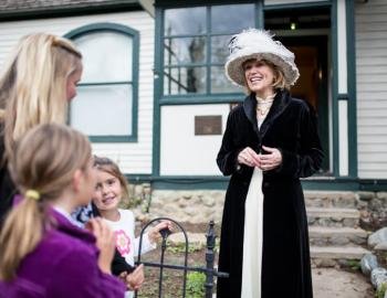 Historic Walking Tours in Breckenridge