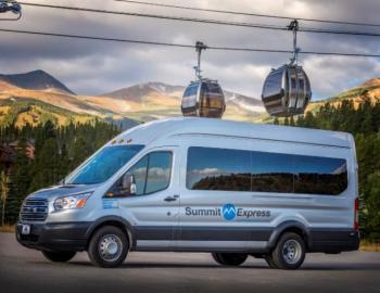 Summit Express Ground Transportation Breckenridge