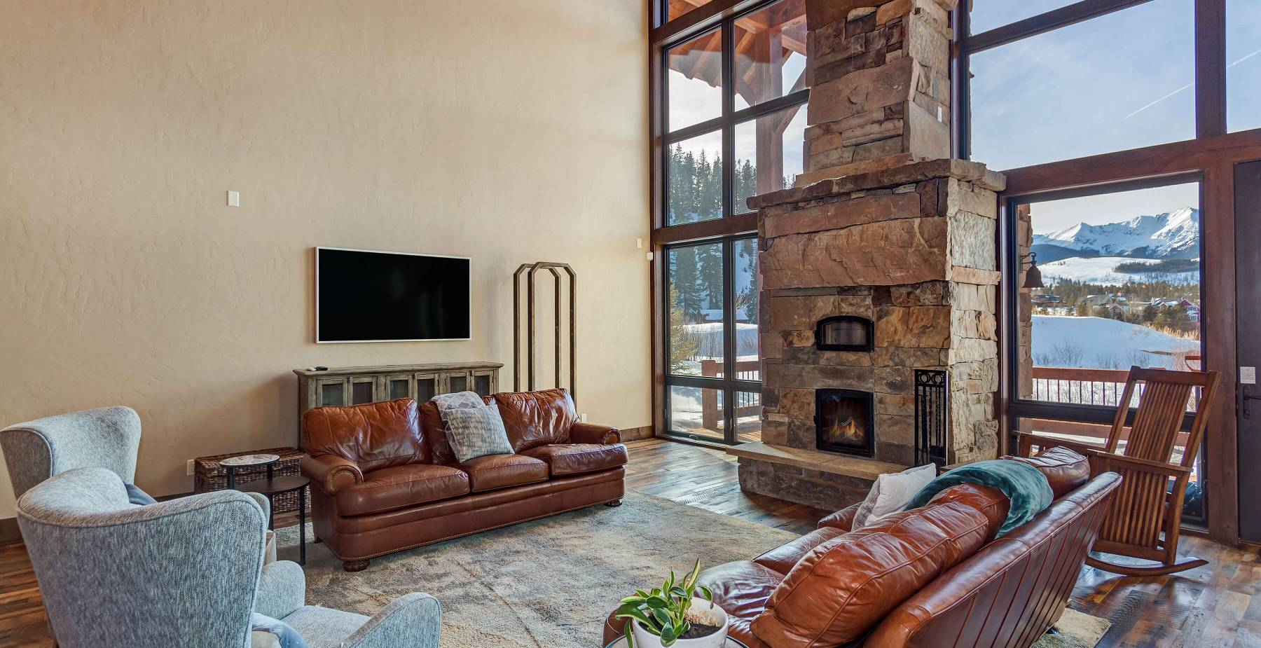 Observatory Private Home in the Highlands Breckenridge