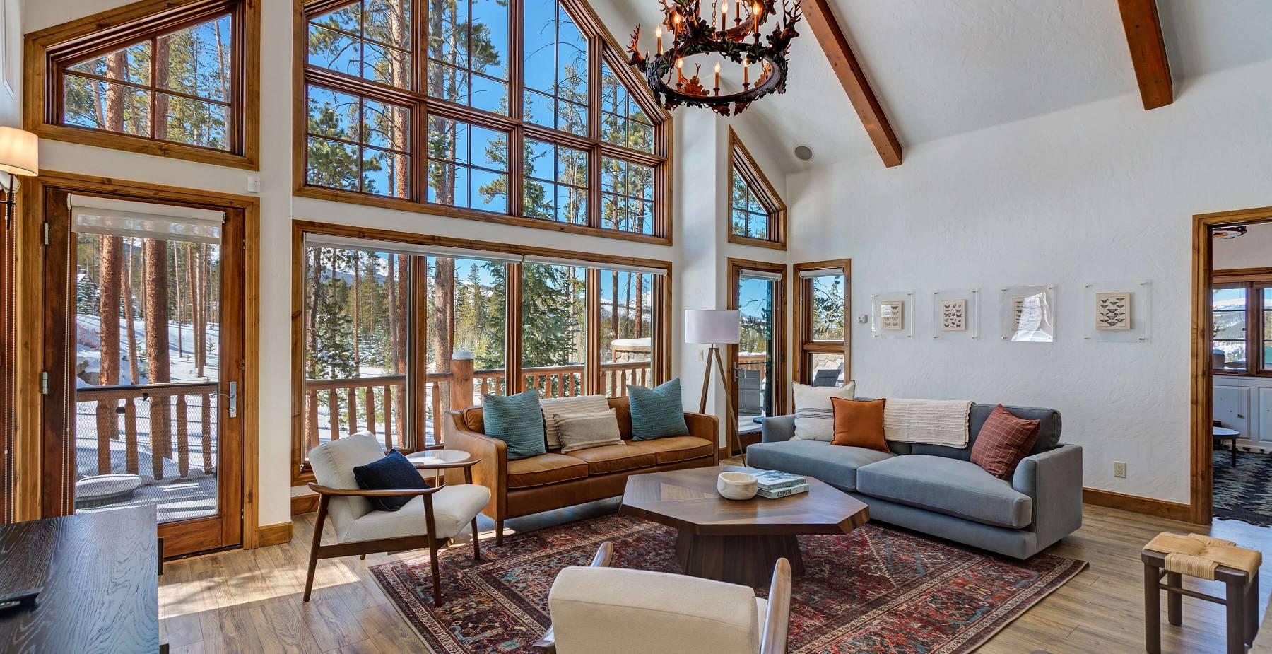Silver Arrow Lodge Private Home Breckenridge