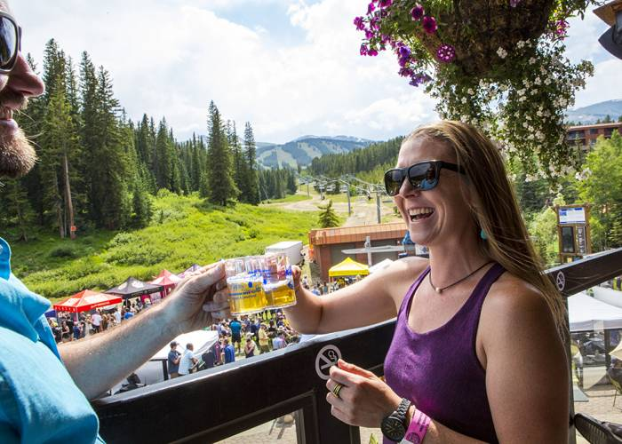 Breck Summer Beer Festival 2019