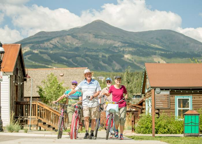 Breckenridge Summer Biking