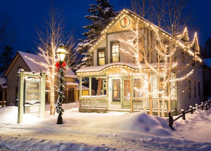 Great Western Lodging Rental Management Breckenridge