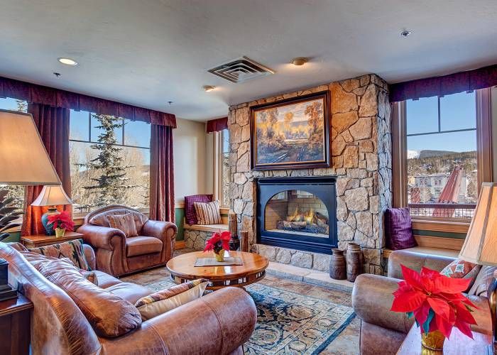Park Avenue Lofts in Breckenridge Managed by Great Western Lodging