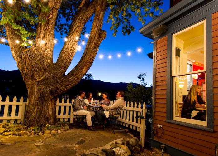 Dining in Breckenridge - Liam Doran Photography