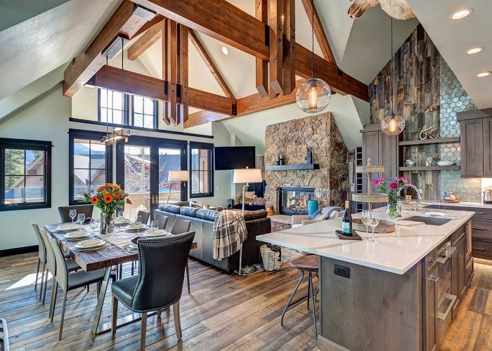 Luxury properties Breckenridge