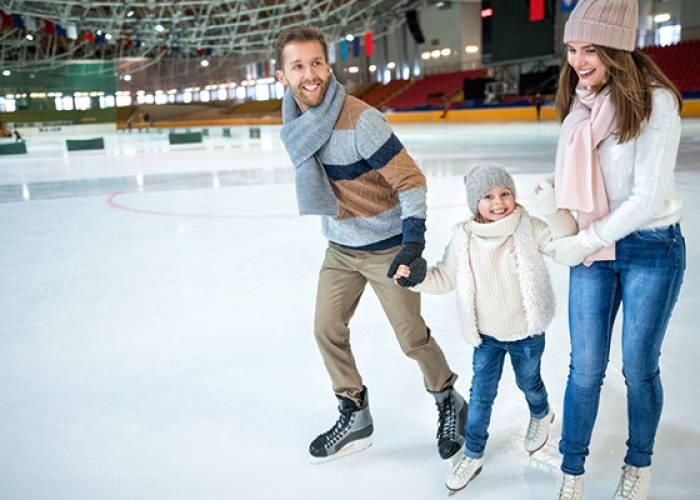 Ice Skating Breckenridge